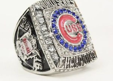 Chicago Cubs World Series Ring Value