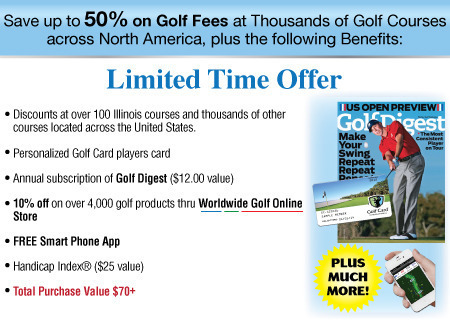Golf Card International Deal Image