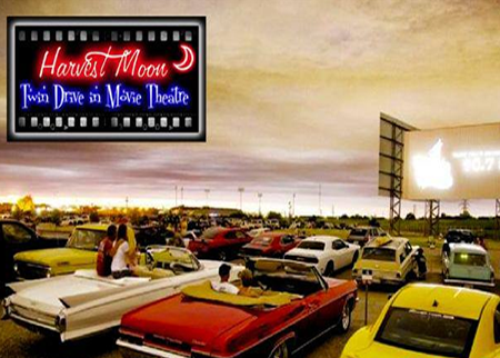 Harvest Moon Twin Drive-In Movie Theatre Deal Image