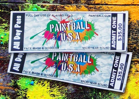 Paintball USA Tickets Deal Image