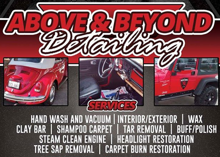 Above & Beyond Detailing Deal Image