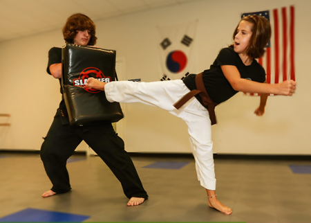 White Tiger Tae Kwon Do Deal Image