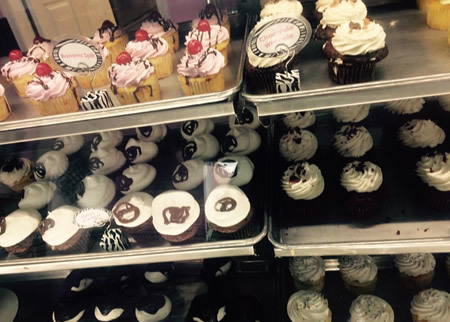 Sweet Temptations Gourmet Cupcakes Deal Image
