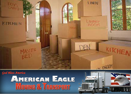 American Eagle Moving & Transport Deal Image