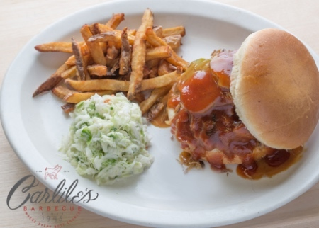 Carlile's BBQ Deal Image