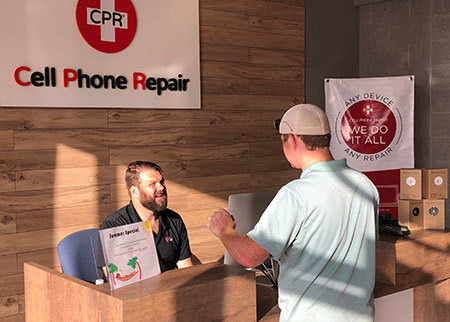 CPR Cell Phone Repair - College Station Deal Image