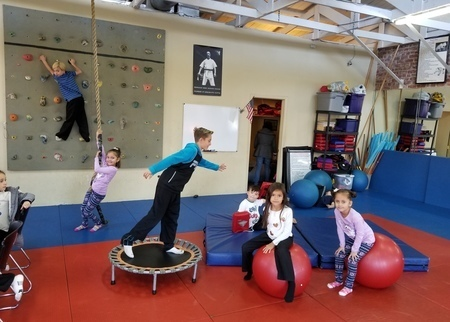 Downtown Livermore Holiday Break Day Camp Deal Image