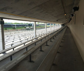 2014-kentucky-derby-grandstand-red-seating-3