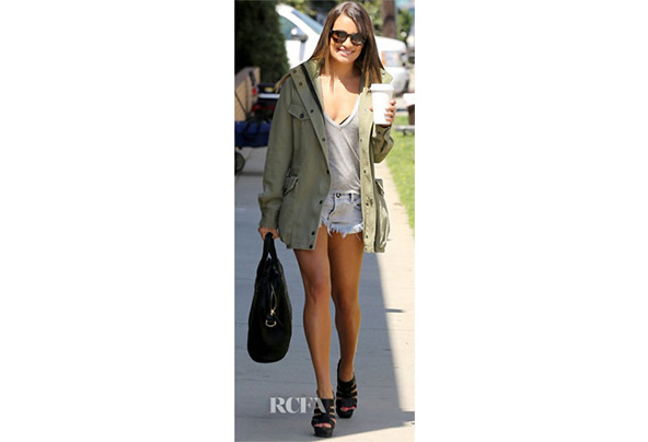 Lea micheles rag bone m15 moto jacket one teaspoon bonitas shorts
