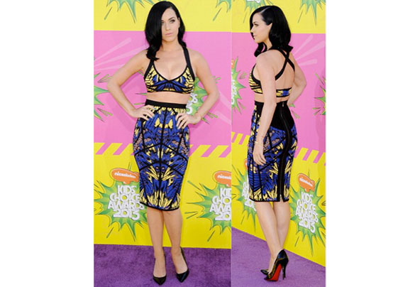 Katy perry kids choice awards