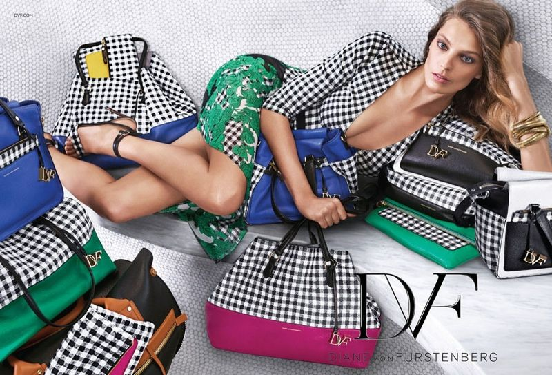 Dvf spring summer 2015 ad campaign1