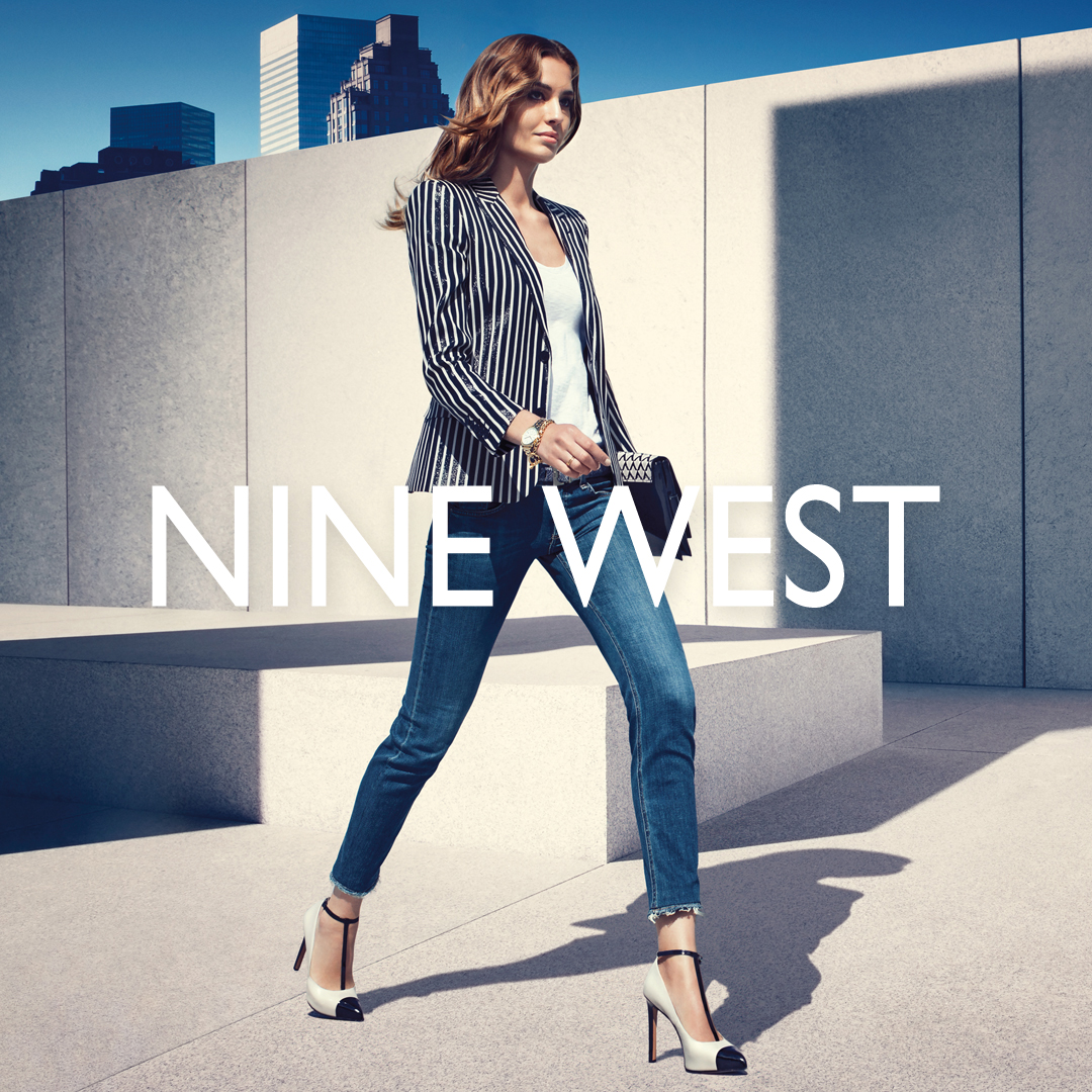 Nadja bender nine west fw15 campaign 1