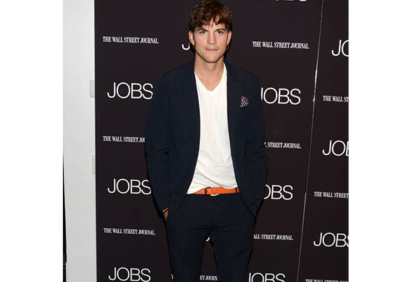 Ashton kutcher  jobs premiere
