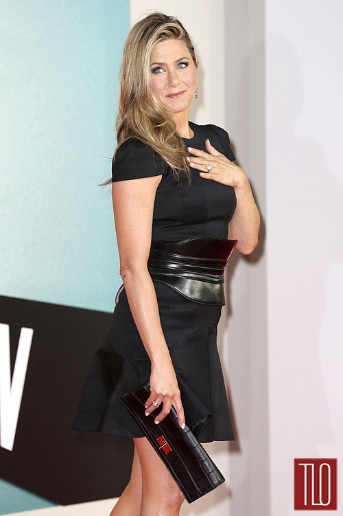 Jennifer aniston the millers germany premiere alexander mcqueen 2