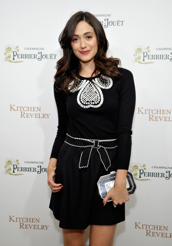 Emmy rossum kitchen revelry cookbook release party  600x858