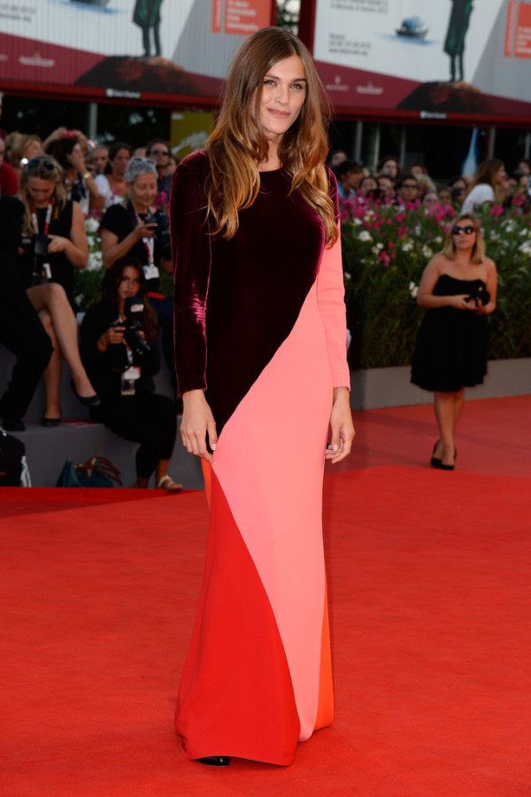 Elisa sednaoui in stella mccartney 2013 venice film festivals under the skin premiere 600x900