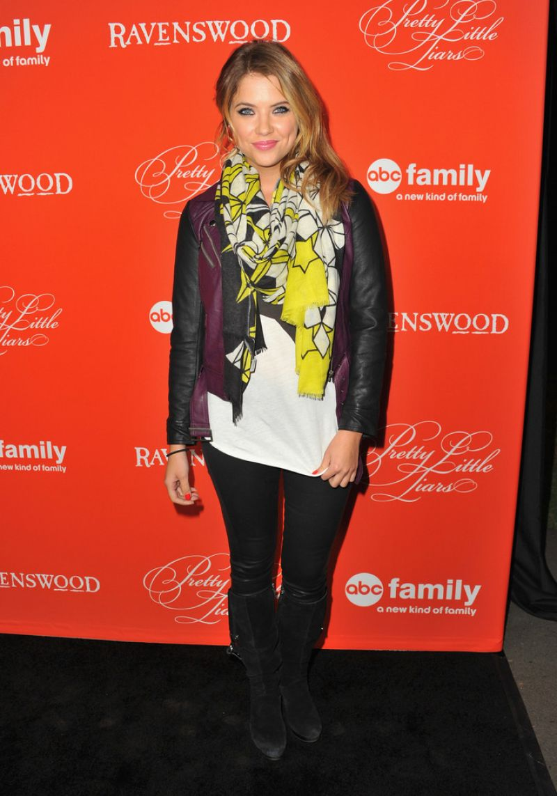 Ashley benson at pretty little liars halloween episode screening in hollywood 4