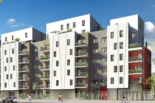 Investir résidence senior Villeurbanne