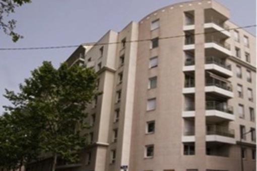 T1 duplex étudiant Villeurbanne