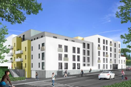 Investir résidence étudiante Caen