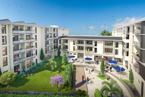 Investir résidence senior Montélimar