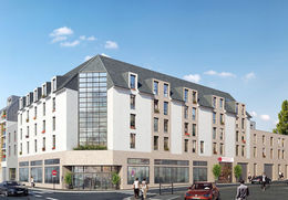 Investir résidence étudiante Rouen