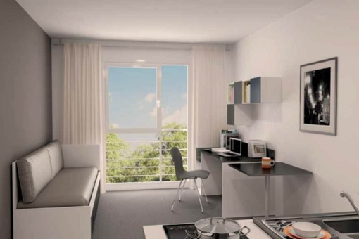 investir en r sidence tudiante rouen 76000 vente achat studio lmnp rouen dans le neuf. Black Bedroom Furniture Sets. Home Design Ideas