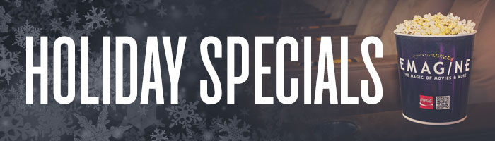 Emagine Holiday Specials