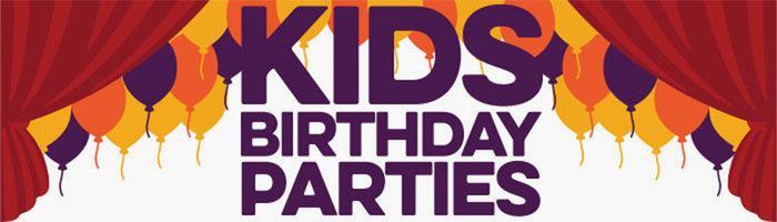 Kids Birthday Parties at Emagine