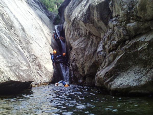 canyon chassezac