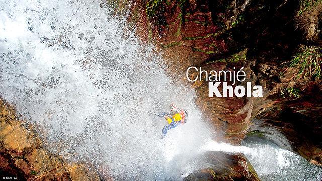 Chamjé Khola