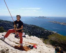 Stage Calanques