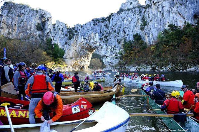 Marathon des Gorges de l'Ardèche
