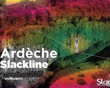 Ardèche Slackline Meeting 2015