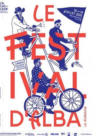 Festival Alba-La-Romaine - 10 au 14 Juillet