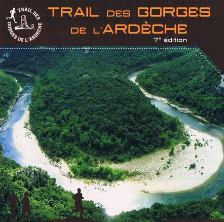 Trail des Gorges de l'Ardèche