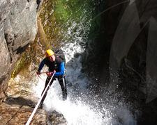 Rappel Canyon