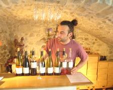 Jérôme et ses vins