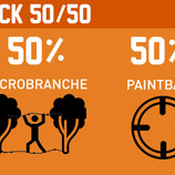 Pack 50/50