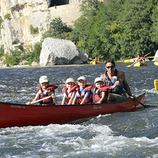 Soirée Rando canoë 7 kms