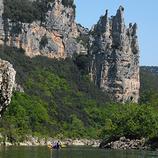La réserve naturelle 24 km