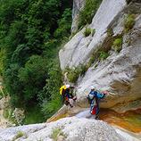 Canyons du Vercors Niveau 1 - 3 jours/2 nuits