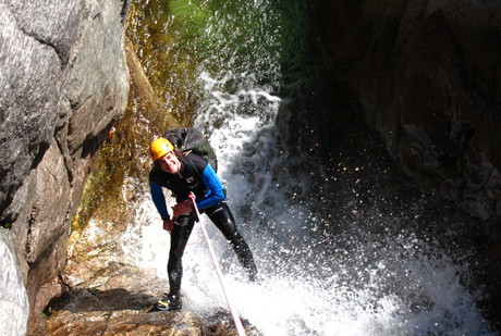 Canyon de la Fustugère