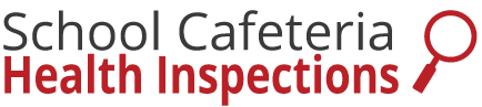 school cafeteria health inspections