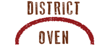 logoSingle : logo District-Oven : 225 x 100