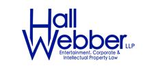 logoSingle : logo Hall-Webber : 225 x 100