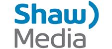 logoSingle : logo Shaw-Media : 225 x 100