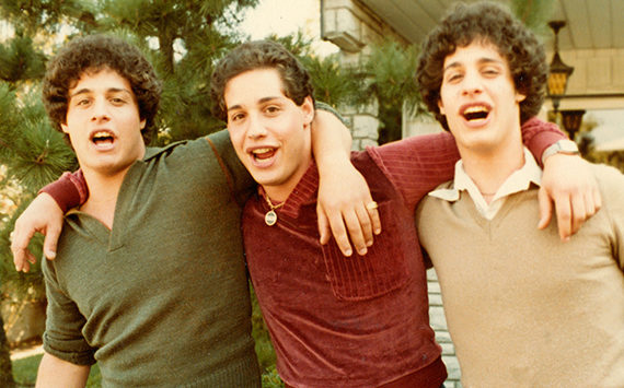 Three Identical Strangers Homepage