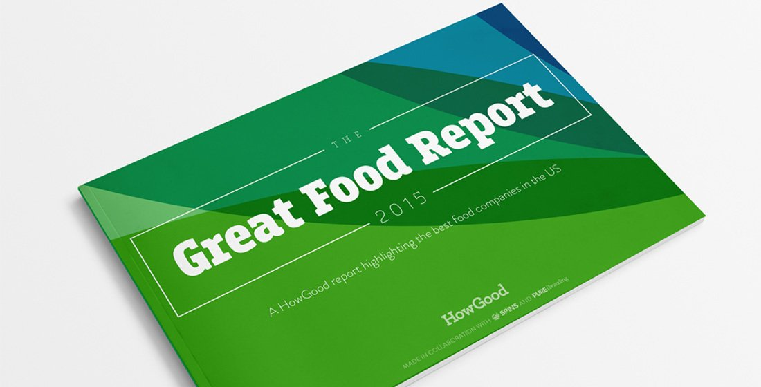 The Great Food Report