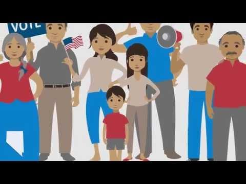 ¡A VOTAR NEVADA! Elecciones Presidenciales 2016